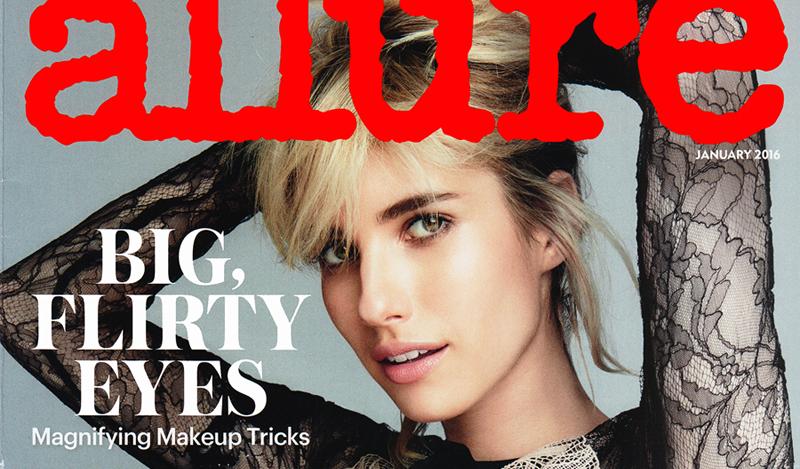 """""""Allure"""" Magazine"""